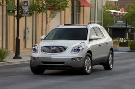 Wiper Problem Leads to the Recall of 50,001 Buick Enclave, Chevy ...