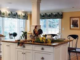 Kitchen Curtains With Rooster Designs Decorating With Rooster Kitchen Decor Ideasjayne Atkinson Homes