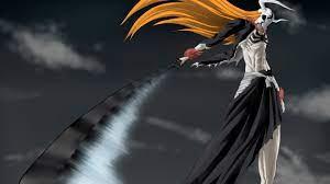 2560x1440 bleach, ichigo, sword 1440P ...