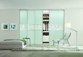 Modern Bedroom Closet Sliding Doors For Bedroom Fitted Sliding Wardrobe Doors Mirror