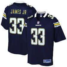 Jr Pro Youth Los Line Jersey Navy Angeles Nfl Chargers James Derwin Player