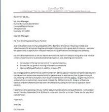sample cover letters nursing new grad nurse cover letter example sample cover letter nursing