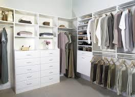 walk in closet drawers modern custom closets with 3