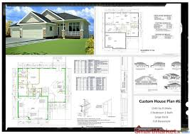 house plans 2d autocad drawings