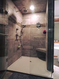 bathroom remodeling wichita ks. Beautiful Wichita Check Out This Beautiful Tile Shower Onyx Bathroom Remodel Completed By The  Best Home Guys In Wichita Kansas We Love The Color Choices  Awesome Work For Bathroom Remodeling Wichita Ks