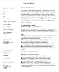 Programming Resume Examples Sample Resume Computer Programmer Sample ...