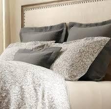 in pacific blue vintage baroque bedding collection restoration hardware duvet washed linen bedroom restoration hardware