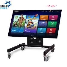 Tv mount for 65 inch tv Arm Rolling Tv Stand Mobile Tv Cart For 3265 Inch Plasma Screen Led Lcd Curved Tvs With Mount For Universal With Wheels Aliexpresscom Rolling Tv Stand Mobile Tv Cart For 32 65 Inch Plasma Screen Led Lcd