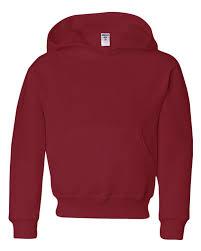 Jerzees Hoodie Size Chart Jerzees 996yr Nublend Youth Hooded Sweatshirt