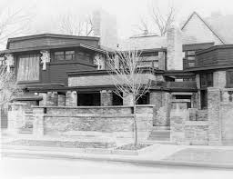 Frank Lloyd Wrightu0027s Home And Studio In Oak Park Illinois Frank Lloyd Wright Home And Studio Floor Plan