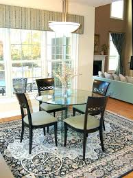 rugs for dining table round rugs under