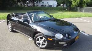 1997 Toyota Celica GT 25th Anniversary Convertible Startup, Engine ...