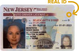 Here's Nj Real At N You Need j Get Airport License The - It Finally com Driver's Coming How Is Id To