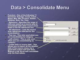 Consolidate Consolidate Multiple Worksheets to a Single Sheet in ...