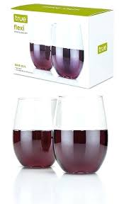 shatterproof stemless wine glasses shatterproof free plastic stemless wine glasses by true personalized gifts and party