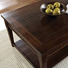 Craftsman Style Coffee Table Craftsman Mission Coffee Tables On Hayneedle Craftsman