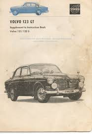 volvo amazon picture gallery an independent website photos separate amendment to the instruction book