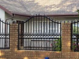 Small Picture Palisade Fencing East Rand Palisade Fencing Contractors Gauteng