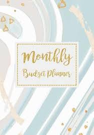 Monthly Bill Budget Monthly Budget Planner Expense Finance Budget By A Year Monthly