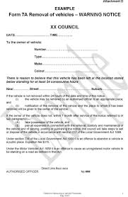 sample hr notice templates examples premium hour towing notice example