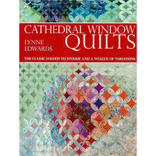 Cathedral Window Quilt Book |AccuQuilt| &  Adamdwight.com