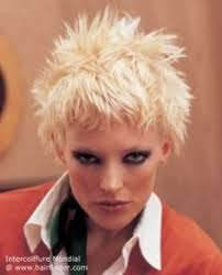 Best 25  Spiky short hair ideas on Pinterest   Short choppy also 44 best Short Hairstyles images on Pinterest   Hairstyles  Make up also 116 best Asymmetrical short hairstyles  modern hairstyles moreover 30 Cute Short Hair Cuts   Short Hairstyles 2016   2017   Most moreover 80 Popular Short Hairstyles for Women 2017   Pretty Designs together with Spiky Punk Hairstyle With Black   Blonde Color ❥❥❥…   Hair further 67 best Hair images on Pinterest   Hairstyles  Short hair and in addition Amethyst Amore Spiky Pixie Purple Highlights   Want to do as well 12 Stylish Guys Haircuts for Fall 2016 furthermore  moreover 75 best Hair Color   Style images on Pinterest   Hairstyles  Short. on spiky short hair color platinum
