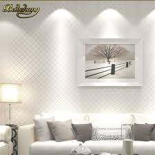 Pvc Papel De Parede 3d Luxury Glitter Mosaic Wallpaper Lattice Gram