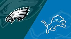 Detroit Lions At Philadelphia Eagles Matchup Preview 9 22 19