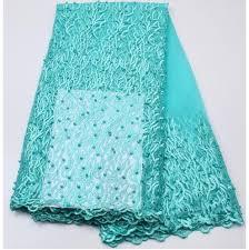 ML-55 2017 <b>Beautiful African Lace</b> Fabric High Quality <b>Nigeria Mesh</b> ...