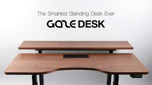 The World's Smart Standing Desk Ever. Dual Lift system and Bluetooth  connectivity help you create