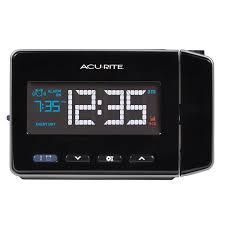 acurite 13021 atomic projection alarm clock