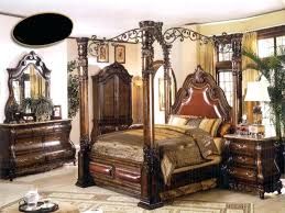 Awesome Beautiful King Bedroom Sets In Poster Bedroom Sets With Canopy  Incredible King Size Poster Bedroom