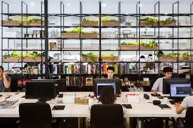studio office furniture. MIA Design Studio Offices,© Hiroyuki Oki Office Furniture U
