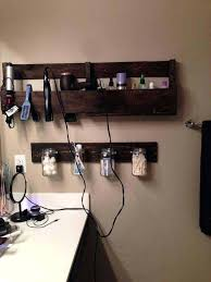 diy flat iron holder curling iron storage new flat holder for bathroom stuff wall holders of diy flat iron holder