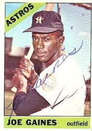 Joe Gaines Baseball Stats by Baseball Almanac