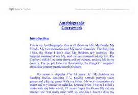 how to write autobiography essay popular blog writers website how to write autobiography essay