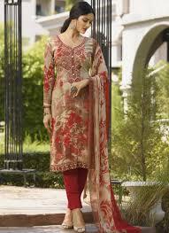 Latest Bollywood Salwar Suit Designs Phenomenal Faux Crepe Designer Salwar Suit