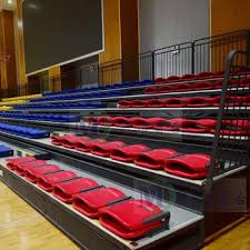Athens Indoor Gym Bleachers Retractable Seating For Sports Multifunction Entertainment Theater Cinemas Buy Retractable Bleachers Seating Retractable