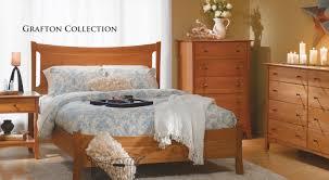 orange bedroom furniture. Solid Wood Furniture | Bedroom Furniture, Cherry Vermont Made In USA Orange