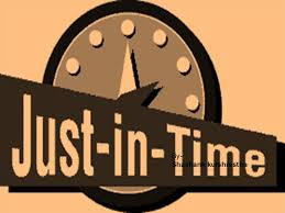 "Image result for ""Just In Time"""