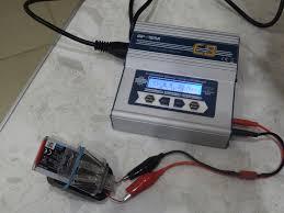 Обзор на Универсальное <b>зарядное устройство EV-Peak</b> Peak C3