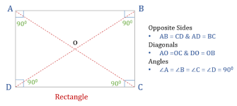Quadrilateral Properties Chart Answers Properties Of Quadrilaterals Rectangle Square
