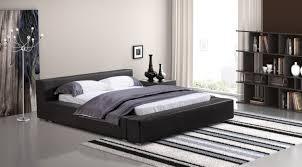 queen modern bed l md q  l md q  queen modern bed