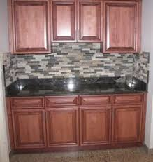 stone veneer kitchen backsplash. Simple Stone 100 Recycled Stone Mixed Color Blend Thin Stone Veneer From EcoGranite In  Farmington Hills MI Kitchen Backsplash