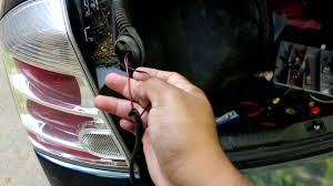 Fix License Plate Light How To Fix License Plate Lights Problem On 2007 2012 Nissan Sentra