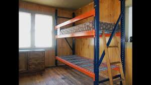 D I Y Biggest Badest Bunkbed Cheap Free Info Youtube