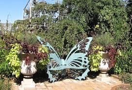 erfly bench very similar to mine lewis ginter botanical gardens richmond va my