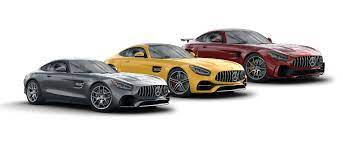 The styling has been revised with redesigned led headlights and taillights, along with fresh alloy wheel designs and the availability of designo. 2020 Mercedes Benz Amg Models Gt Vs Gt C Vs Gt R