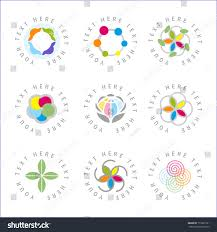 Color Groups For Design Vector Color Design Elements Ideal Company Stock Vector