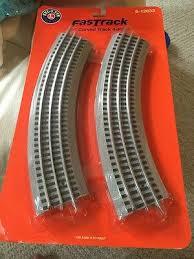 o scale trains lionel model railroad fastrack curves